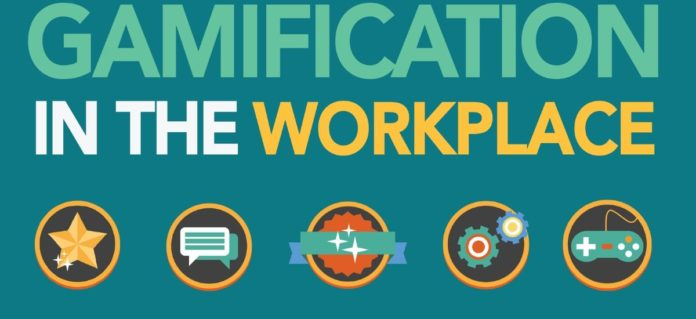 Gamification of the Workplace