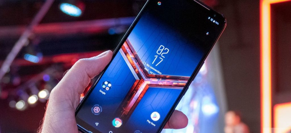 Smartphones and their place in mobile gaming- A Review