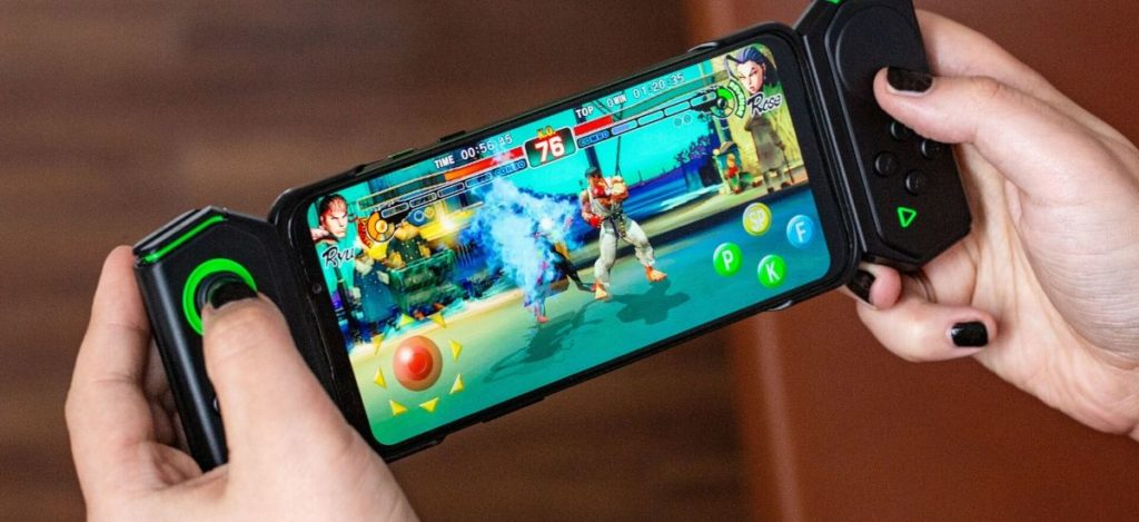 Gaming On Your Cell Phone – A New Generation