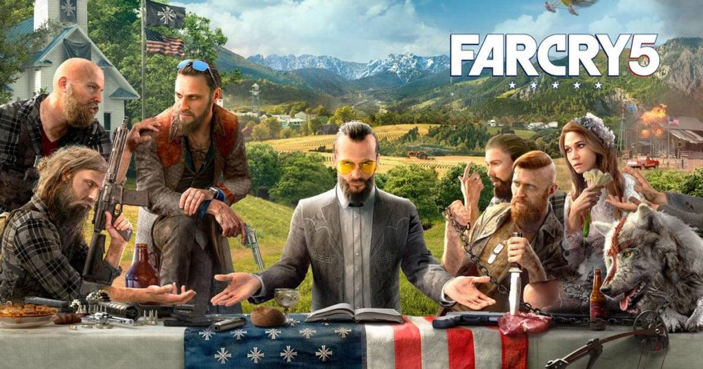 Far Cry 5 System requirements for PC