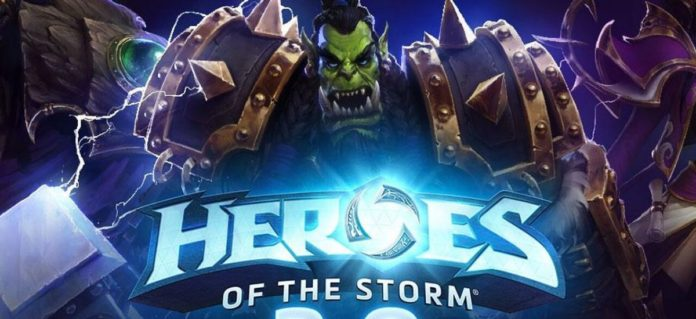 Heroes of the Storm Requirements for PC