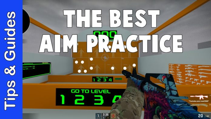 Best Aim Practice Games for FPS on PC