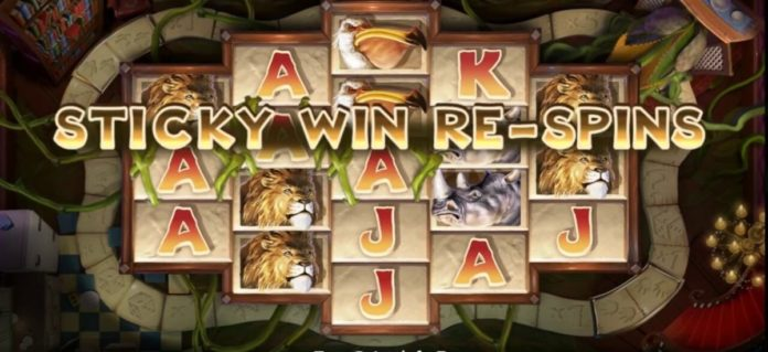 Jumanji Slot Game Review