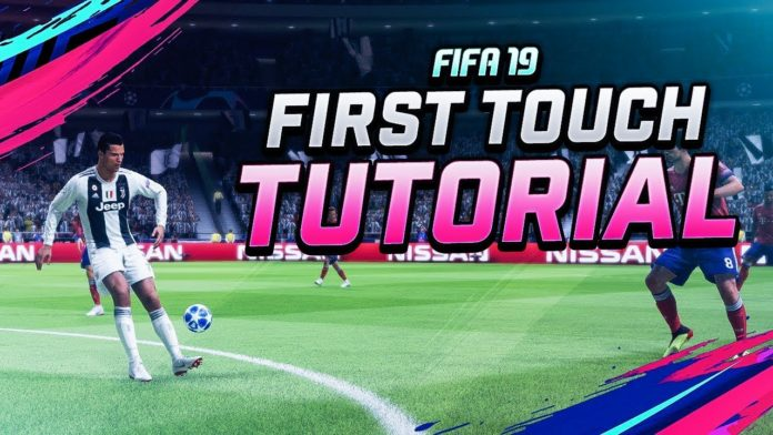 FIFA 19 New First Touch Controls Tutorial