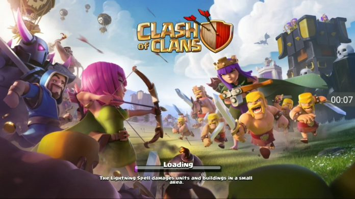 How to Date in Clash of Clans?