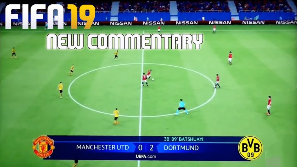 New features in FIFA 19
