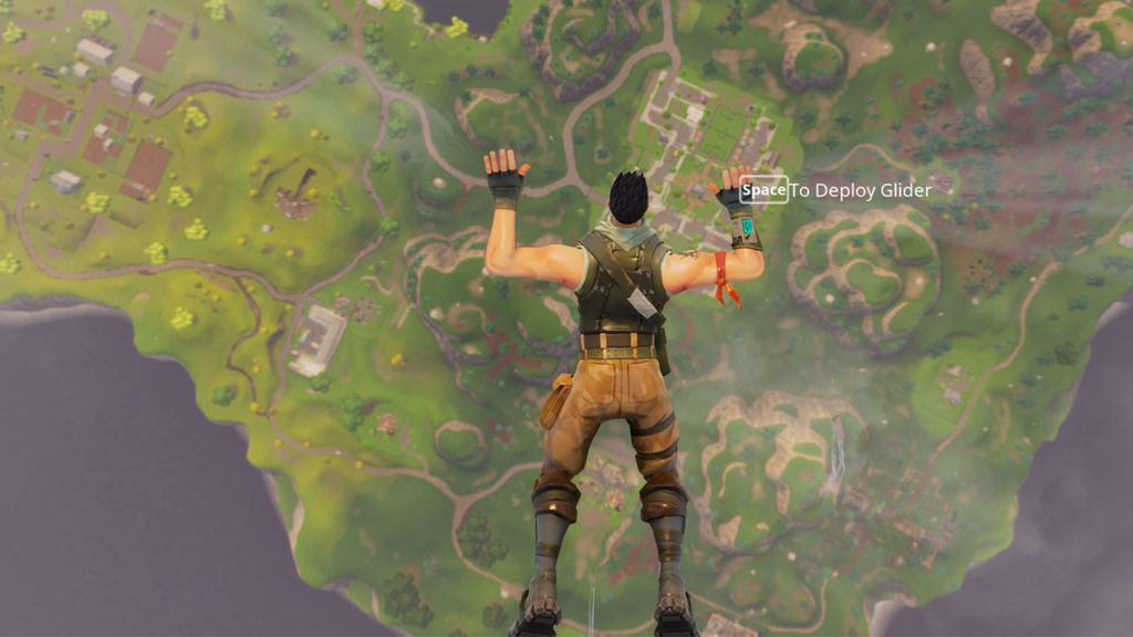 How to Land Faster in Fortnite Battle Royale