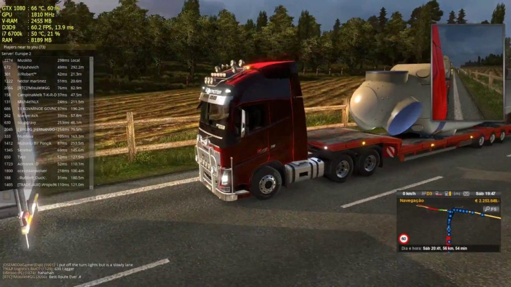 Why people Prefer Euro Truck Simulator 2 more?
