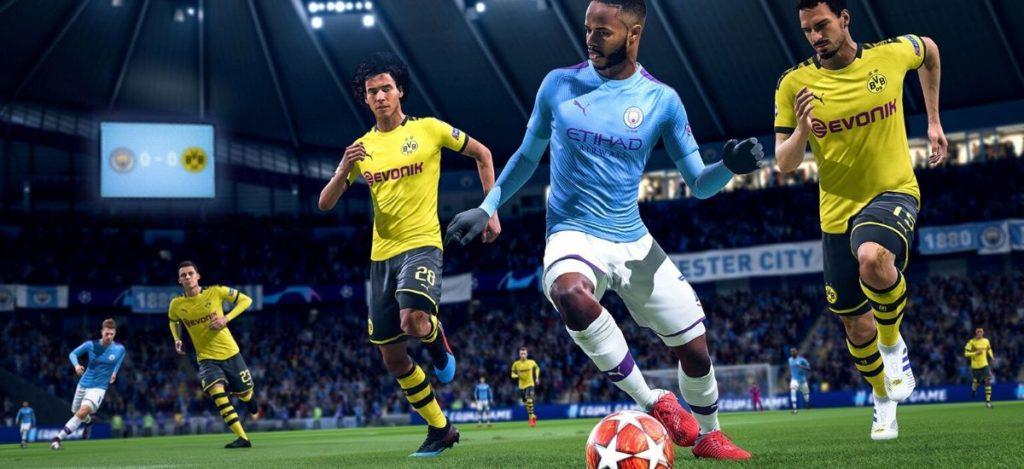FIFA cover Stars