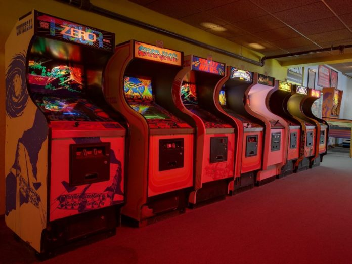 The-History-of -the-Arcade-Games