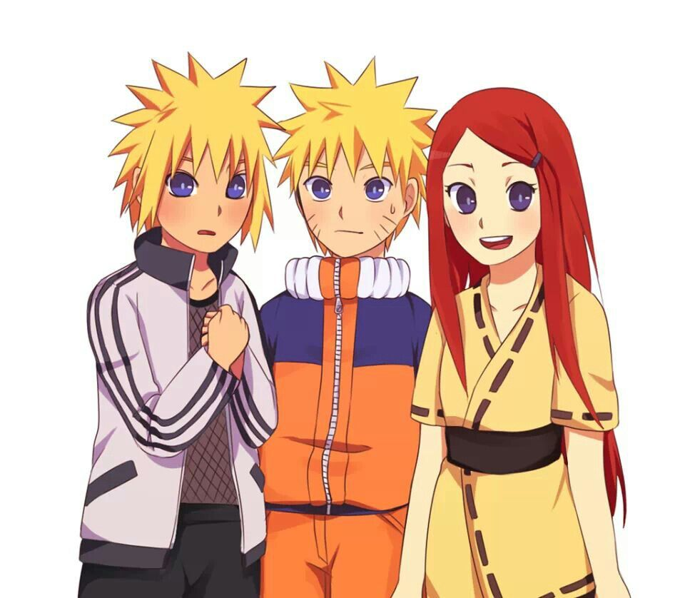 naruto's parents