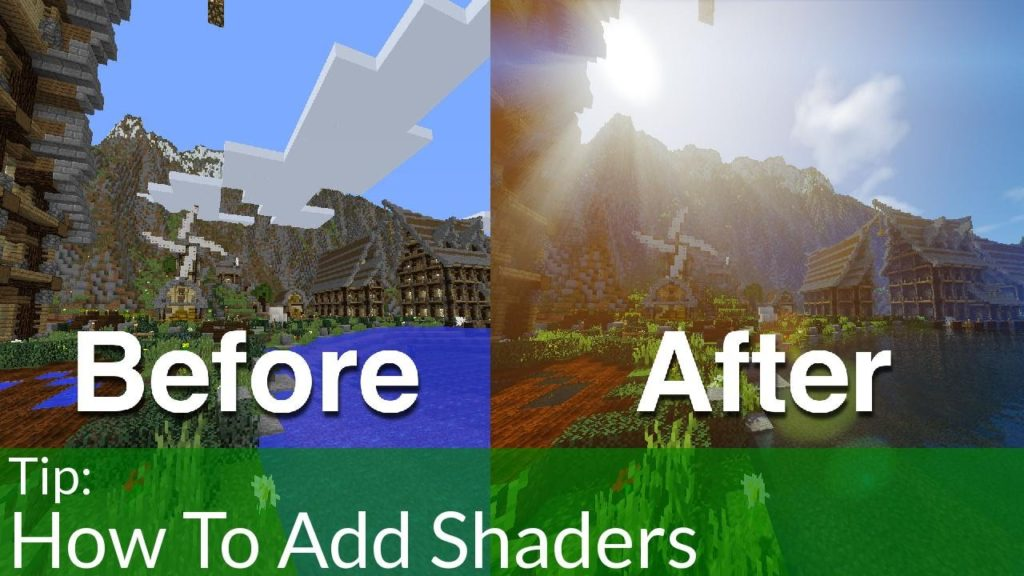 How to Install Minecraft Shaders?