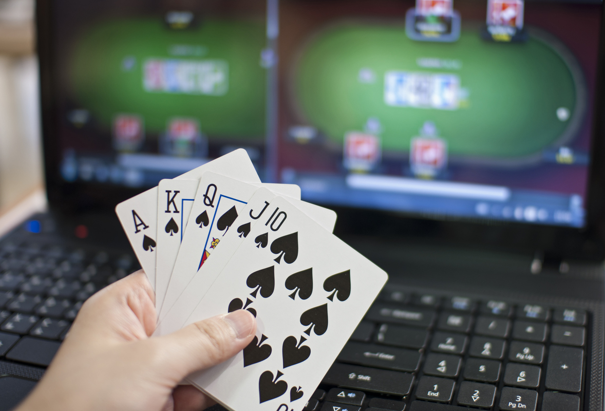 Getting the best out of online poker