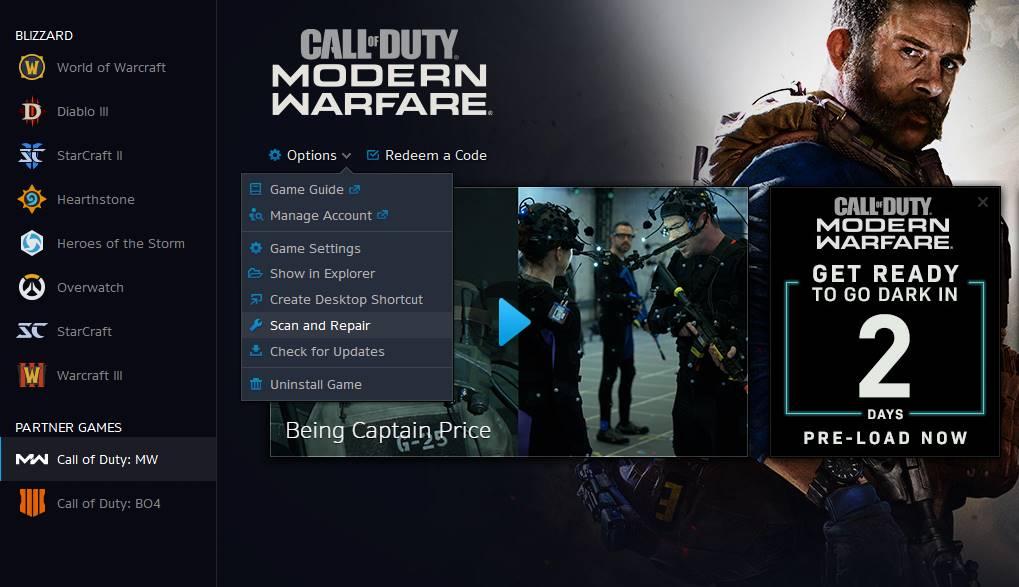 How To Fix Dev Error 6068 In Cod Modern Warfare