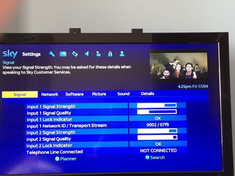 What is the Difference Between TV Signal Quality and Strength