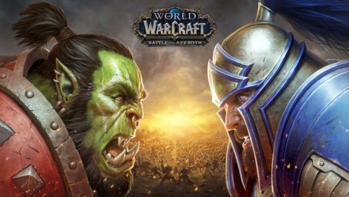 World of Warcraft fet